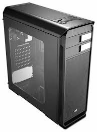 Компьютерный <b>корпус AeroCool Aero</b>-<b>500</b> Window Black Edition ...