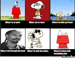 Snoopy by c17ross - Meme Center via Relatably.com