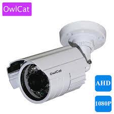 OwlCat CCTV Camera AHD 720P <b>1080P</b> Waterproof <b>IP66 Infrared</b> ...