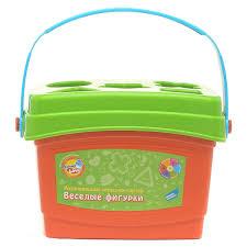 <b>Сортер Mommy Love</b> S01V оранжевый, зеленый, цвет ...