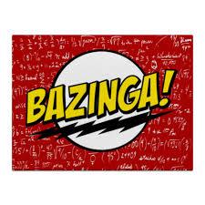 <b>Холст 30</b>×<b>40</b> Bazinga! #983951 от geekbox