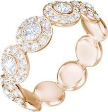 <b>Кольцо Swarovski 5424994</b> с кристалами Swarovski — купить в ...