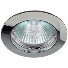 <b>Встраиваемый светильник ЭРА</b> Литой <b>KL1</b> SN — купить в ...