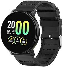 New 119Plus Smart Watch Heart Rate Blood Pressure ... - Amazon.com