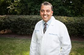 local doctor shatul parikh travels team to provides parikh who practices at northwest ent in marietta specializes in thyroid parathyroid surgery and routine ent procedures he is also trained in facial