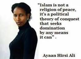 Αποτέλεσμα εικόνας για Ayaan Hirsi Ali