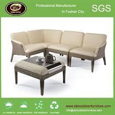 outdoor wicker furniture in china hotel rattan garden sofa furniture china outdoor rattan garden