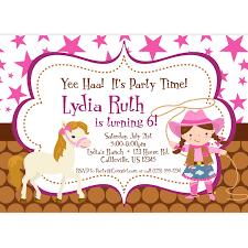 cowgirl birthday invitations templates ideas cowgirl birthday invitations templates