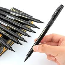 Buy brush pen and get free shipping on AliExpress