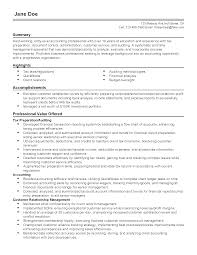 accounting professional resume sample sample of accounting resume best resume example tax accountant resume sample