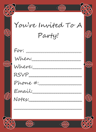 blank party invitation template com blank party invitations to print cloudinvitation