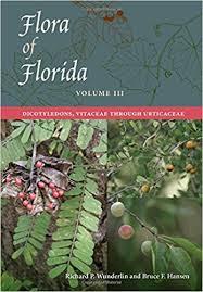 Flora of Florida, Volume III: Dicotyledons, Vitaceae through ...