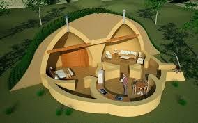 Survival Bunker Plans   Triple Dome Survival Shelter   Earthbag    Survival Bunker Plans   Triple Dome Survival Shelter   Earthbag House Plans by dona