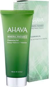 Ahava Mineral Radiance <b>Минеральный гель для</b> очистки кожи и ...