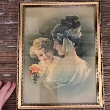 <b>Репродукция в раме</b> Брат и Сестра по цене 1 900 руб. в ...