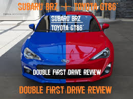 toyota gt86 subaru brz double first drive review toyota gt86 subaru brz double first drive review