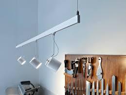 interior led light led aluminium blue track lighting
