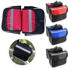<b>Bike Frame Bag</b>/<b>Bicycle</b> Top <b>Tube Bag</b>