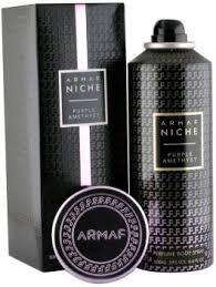 <b>Armaf Niche Purple Amethyst</b> Deodorant Spray - For Women - Price ...