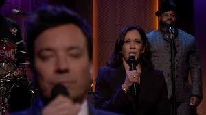 'Tonight': Slow Jam the News With Senator Kamala Harris - NBC 7 ...