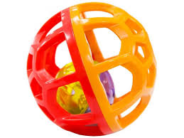 <b>Шарик</b>-<b>погремушка Little Hero</b> купить в детском интернет ...