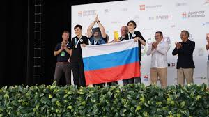 ITMO <b>Robotics</b> Team Gets Gold at <b>World Robot</b> Olympiad <b>2017</b>