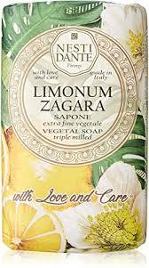 <b>Nesti Dante Limonum Zagara</b> No.5 Soap 250 g: Amazon.co.uk ...
