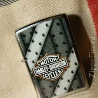 Zippo <b>207 Harley Davidson</b>, <b>Зажигалка Зиппо</b> с изображением ...