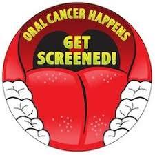 Image result for oral cancer screening