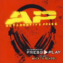 Press Play, Vol. 1: The Back to School Sessions