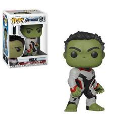 <b>Фигурка Funko POP</b>! Bobble: <b>Marvel</b>: <b>Avengers</b> Endgame: Hulk 36659