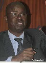 UCAD Rector Abdou Salam Sall - rector-pix-arton64660