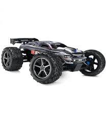 <b>RC машина Traxxas E</b>-<b>Revo</b> 1/10 4WD Brushless TSM Silver ...