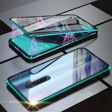 <b>OPPO</b> Reno2 Front Back Tempered Glass Magnetic Case <b>OPPO</b> ...