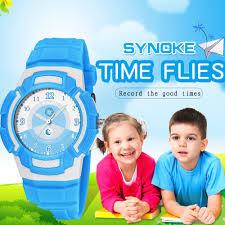 <b>SYNOKE</b> Multi-purpose Outdoor Children <b>Watch</b> Waterproof <b>Student</b> ...