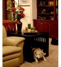wooden crates for dogs cats puppy wood fancy furniture furniture style dog crates
