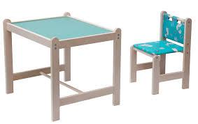 Детская мебель Woodlines Каспер бирюзовый <b>набор</b>