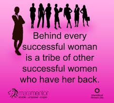 mara group on behind every successful w is a tribe mara group on behind every successful w is a tribe of other successful women who have her back beboldforchange iwd2017 iwd