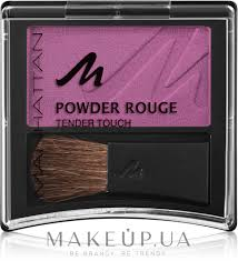 <b>Румяна</b> для лица Manhattan Powder Rouge Tender Touch ...