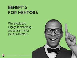 benefits for mentors why should