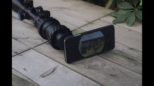 DISCOVERY Optics <b>Rifle Scope</b> Phone / iPhone <b>Adapter</b> - YouTube