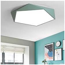 <b>Nordic</b> Personality <b>Creative LED</b> Ceiling <b>Lamp</b>   Macaron Color ...