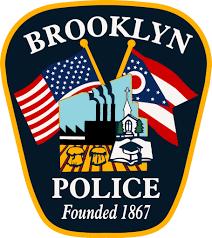 man w caught shoplifting at walmart brooklyn police blotter c 104092 brooklyn police dept shoulder patch 3 ohio