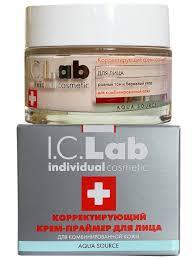 Корректирующий <b>крем</b>-<b>праймер для лица</b> I.C.Lab Individual ...