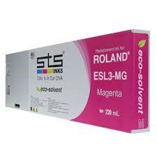 Replacement Cartridge for <b>Roland Eco</b>-<b>Sol</b> MAX ® <b>220ml Magenta</b> ...