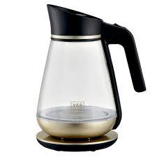 <b>Чайник</b> стеклянный кувшин с подсветкой <b>VES</b> electric <b>H</b>-<b>101</b>-<b>G</b>