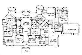 Big Houses PlansHouse plan ohp