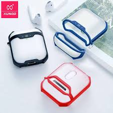 For Huawei FreeBuds 2 Case Xundd <b>Airbags Shockproof Clear</b> ...