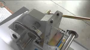 Пресс для тиснения <b>Vektor BW-1600</b> - YouTube