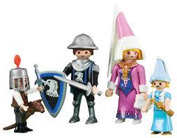 <b>Конструктор Playmobil</b> Accessories 6324 <b>Семья</b> рыцаря — купить ...